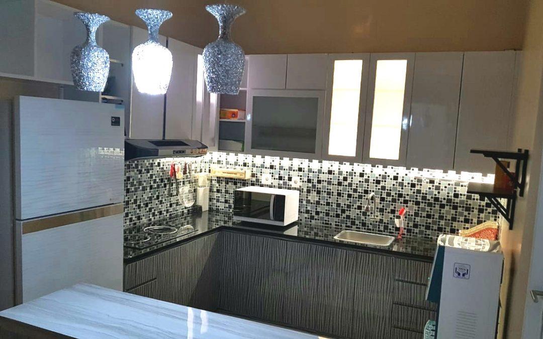Perencanaan dalam Membuat Kitchen Set