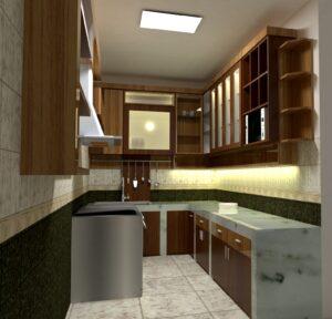 project kitchen set jalan nangka