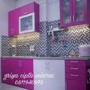 project kitchen set kalisari